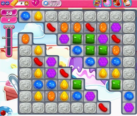 Candy Crush Saga 617