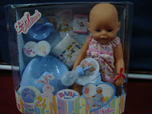 New Zapf Creation Baby Born w Light n Music(menitiskan Air Mata)Eyes can Blink!!!RM80 only!!!