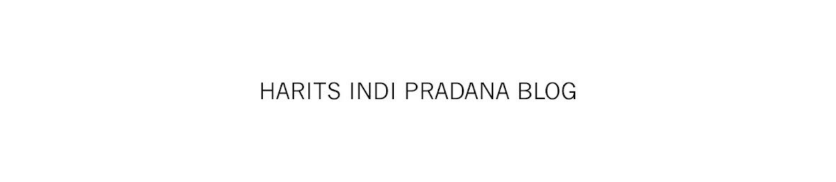 Harits Indi Pradana Blog