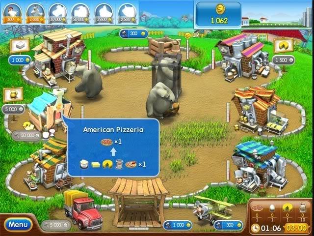 farm and frenzy