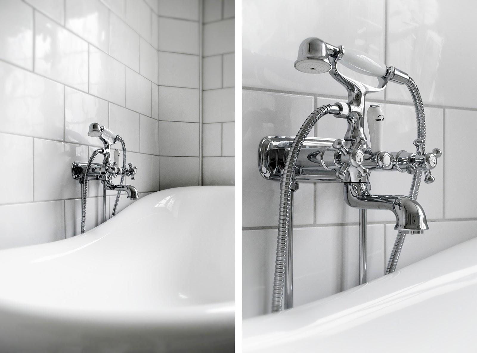 Therese romell: vårt fina badrum!