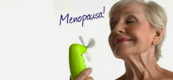 Veja alguns dos sintomas da menopausa: tontura, ganho de peso, calorões e suores, incontinência urinária...