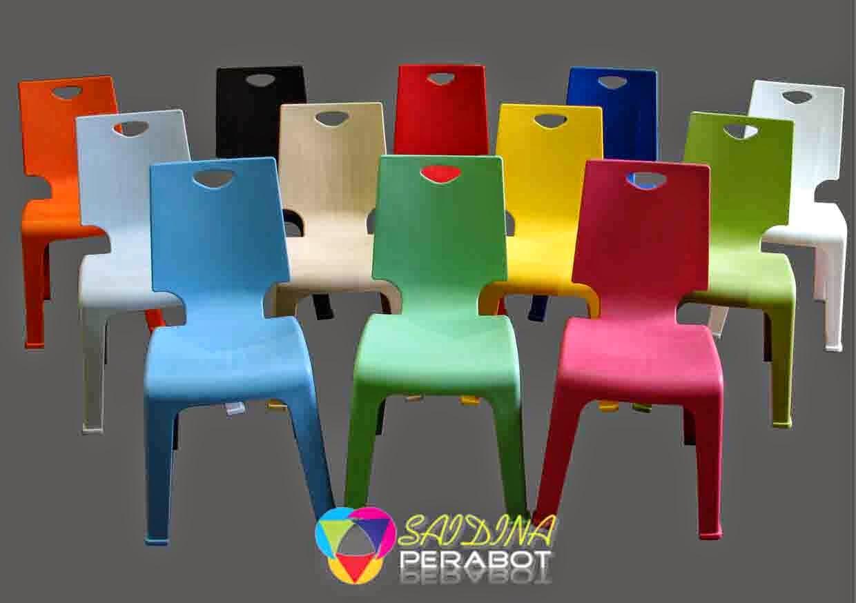 V Chair - Kerusi Plastik Inovatif dan Kreatif