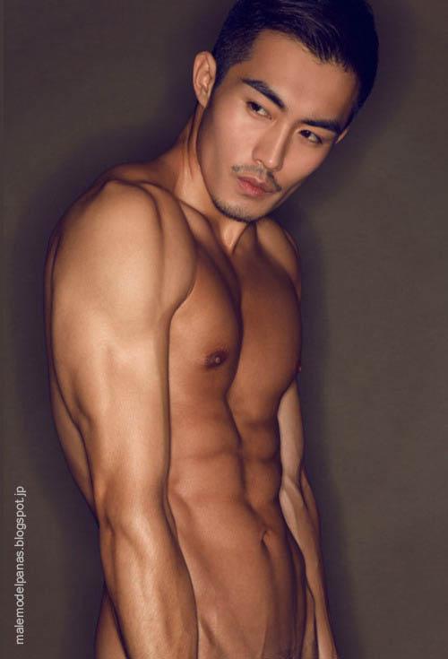 japan male model