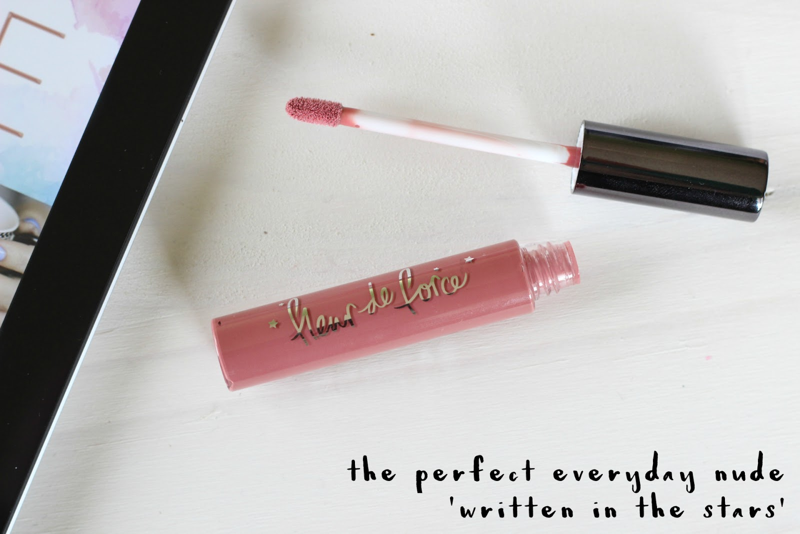 Fleur De Force Beauty: Lipgloss Review