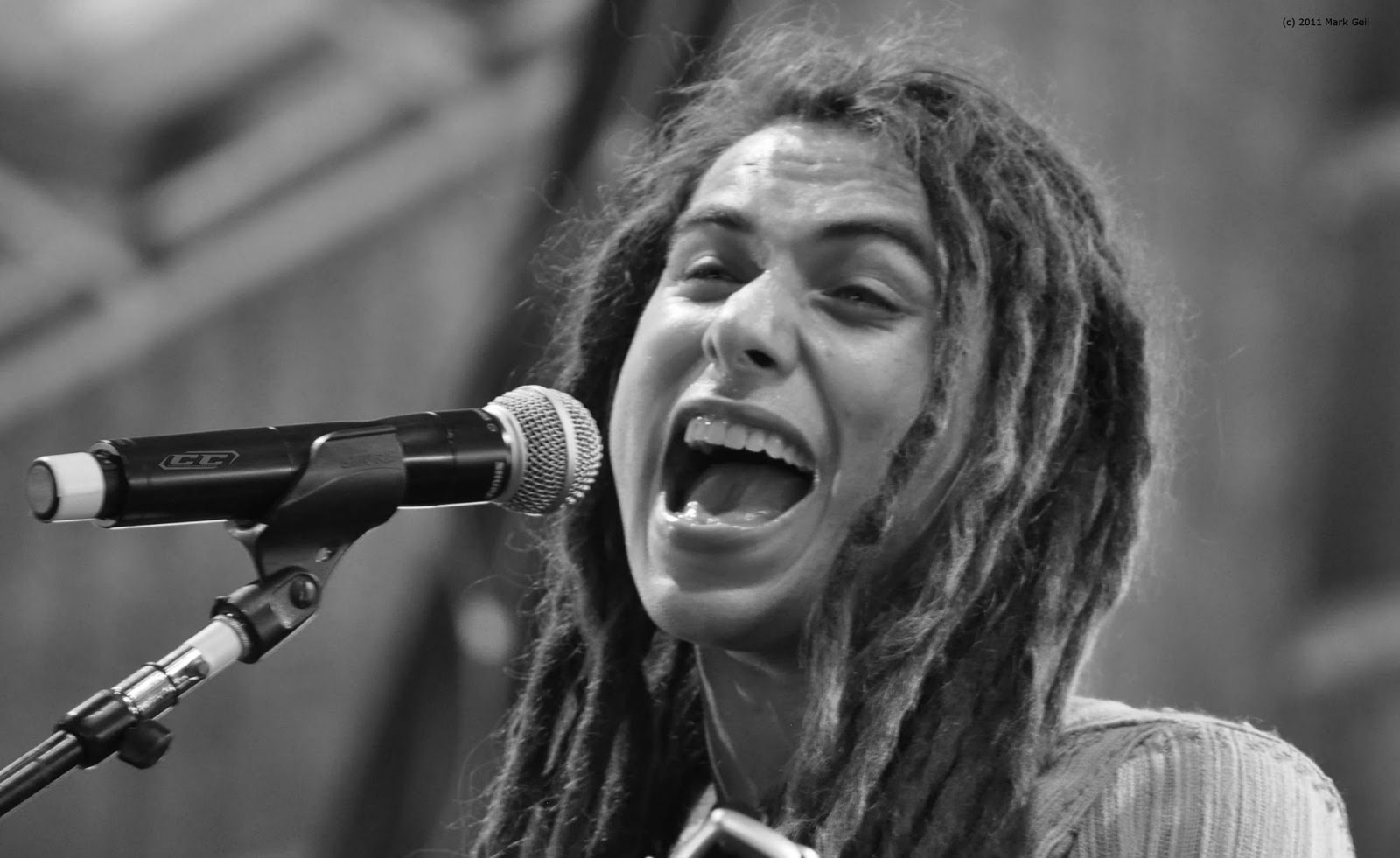 Jason Castro - Only A Mountain 2013 live singing in stage performance