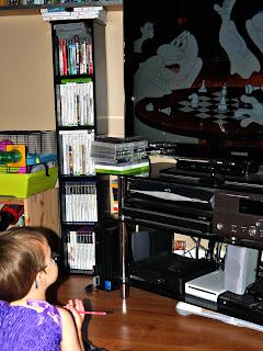 DVD, kids movies