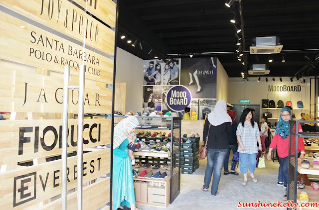 9 Things About Shopping, Freeport A'Famosa Outlet, Melaka, Style on Shoestring, outlet village, shopping spree, forever 21, levi's, nike,