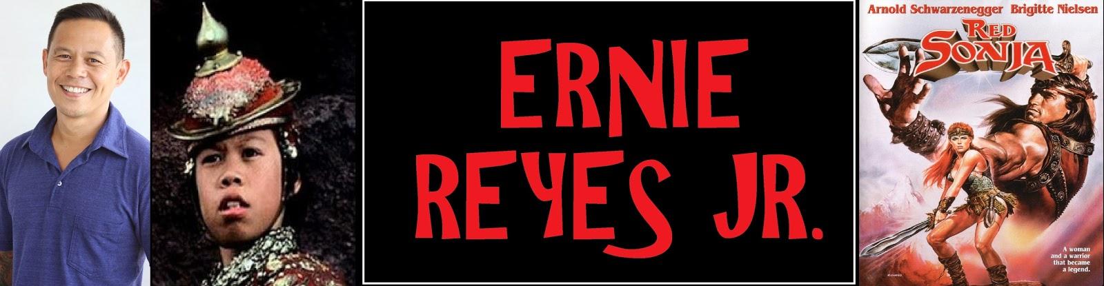 Ernie Reyes Jr., Ernie Reyes Jr. Red Sonja (1985), Prince Tan Red Sonja