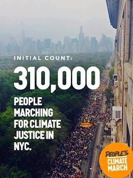 Κυριακή 21 Σεπτεμβρίου: Η μεγαλύτερη στην ιστορία, διεθνής Πορεία για την Κλιματική Αλλαγή