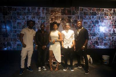 Mama Oyoyo Artistes Converge For Music Video