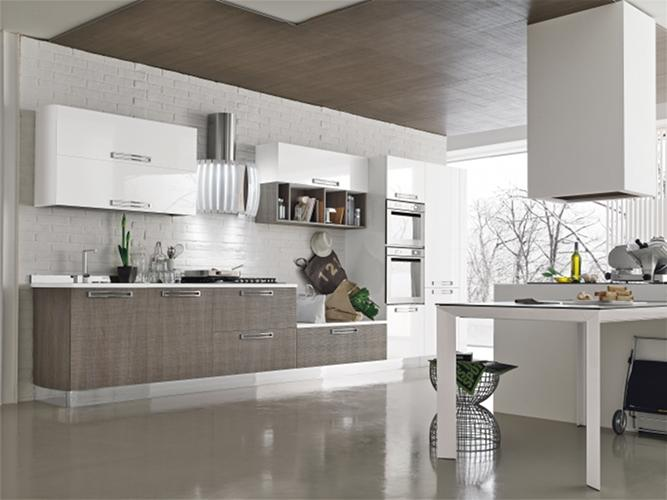 Cucine Moderne Di Colore Verde : New Kitchen Cabinet Designs