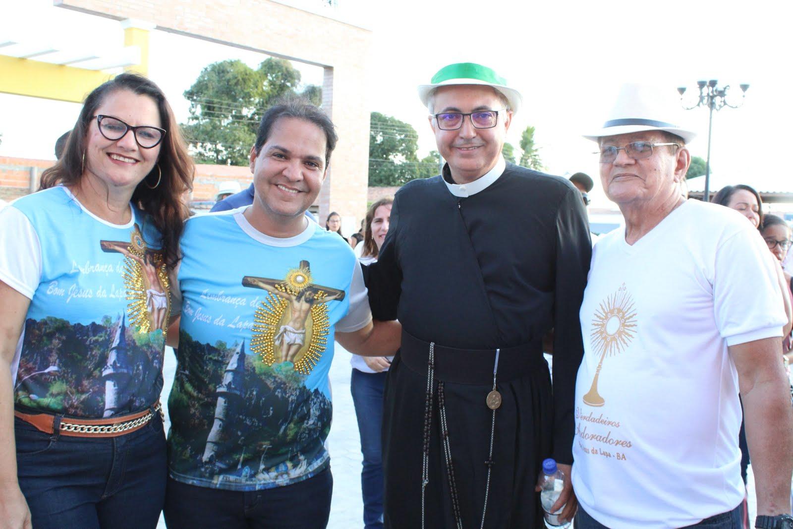 EURES RIBEIRO PREFEITO DA CIDADE DE BOM JESUS DA LAPA