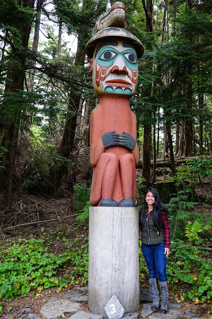 Totem-Bight-State-Historical-Park-Alaska