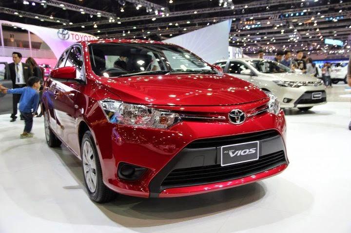 Brosur Toyota Vios 2014