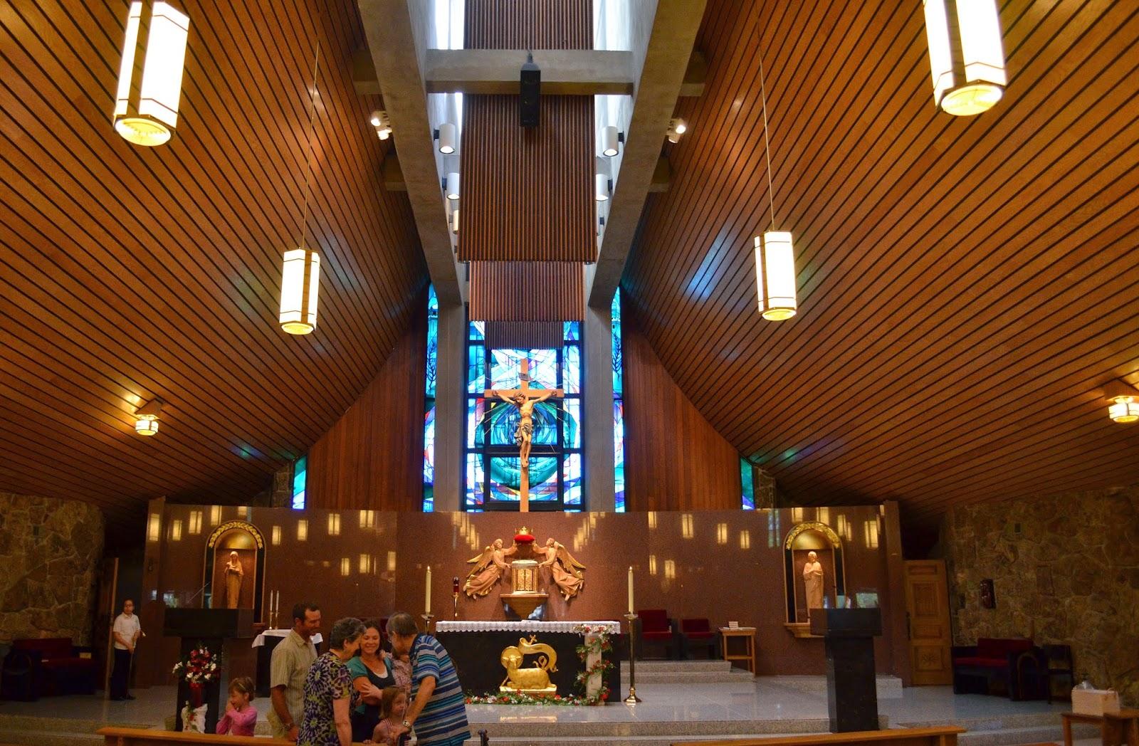the chow 39 s colorado catholic churches tour church 20. Black Bedroom Furniture Sets. Home Design Ideas