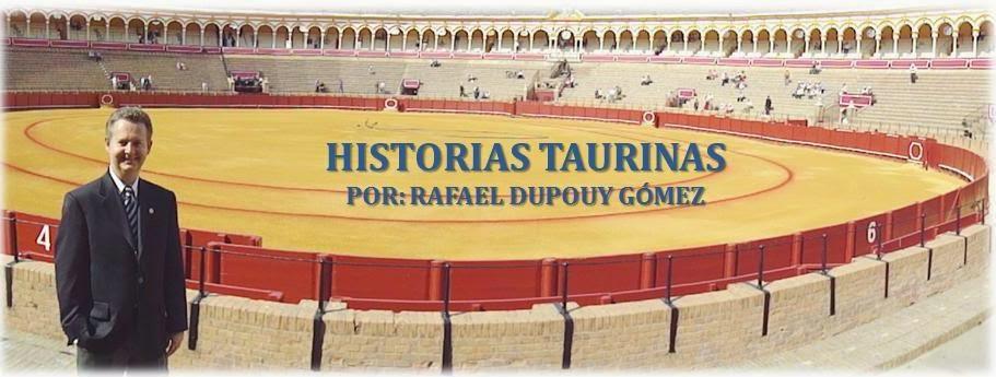 Historias Taurinas