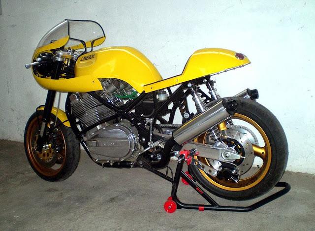 La jaune Da LAVERDA+-TARAKY+1000+3C--3