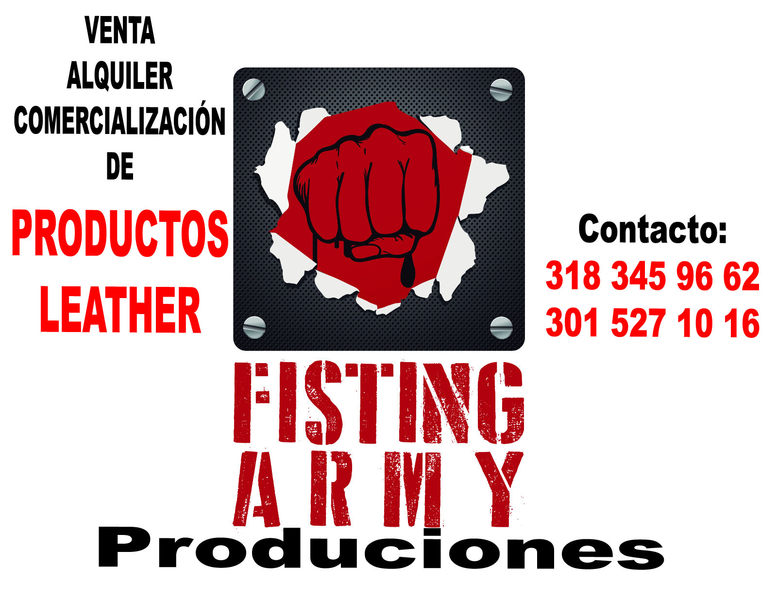 COMERCIALIZACIÓN DE PRODUCTOS LEATHER.
