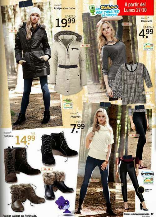 Moda de mujer invierno 2014