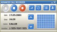 Call Recorder Advanced - sus llamadas telefónicas grabadora