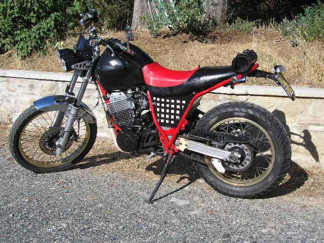 Vendita Yamaha Xt Special