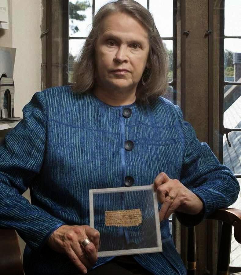Papiro e teorias da professora Karen L. King não são aceitas por cientistas