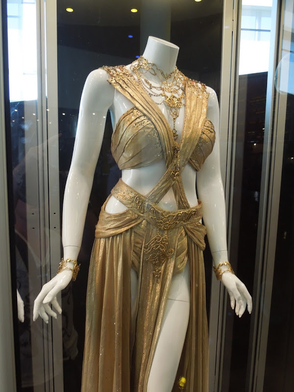 Lynn Collins Dejah Thoris costume