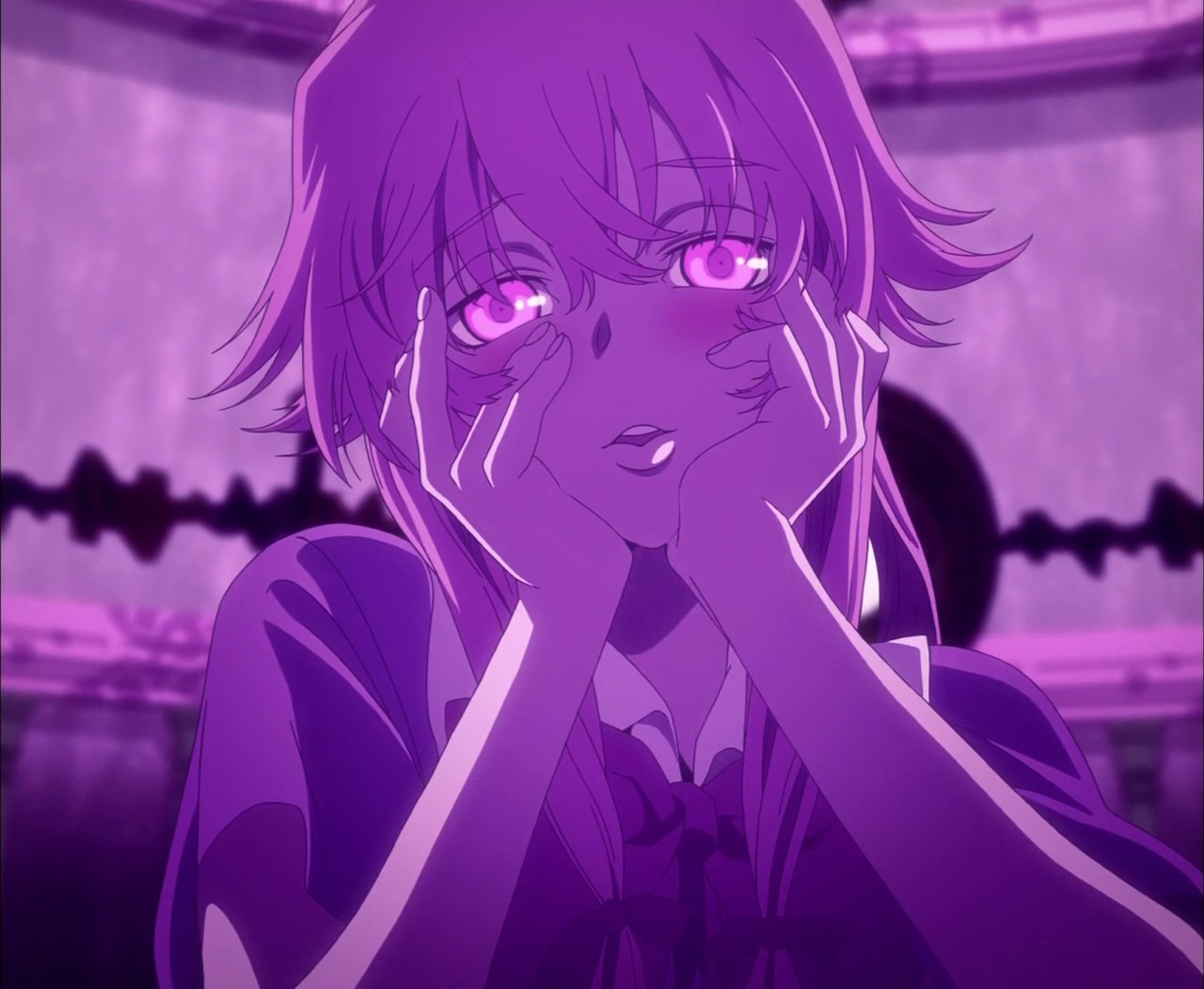 Mirai Nikki :3 MJV-ART.ORG_-_150425-1280x1052-mirai+nikki-gasai+yuno-girl-long+hair-blush-pink+eyes