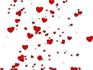 Add Valentine Day Special Falling Heart Widget in Blogger