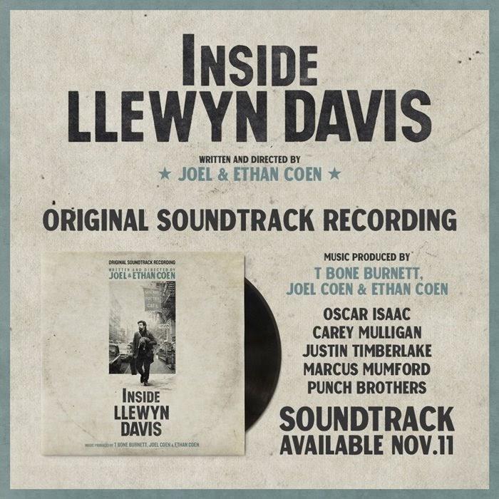 inside llewyn davis soundtracks
