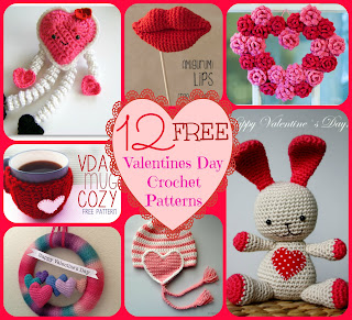 12 free patterns