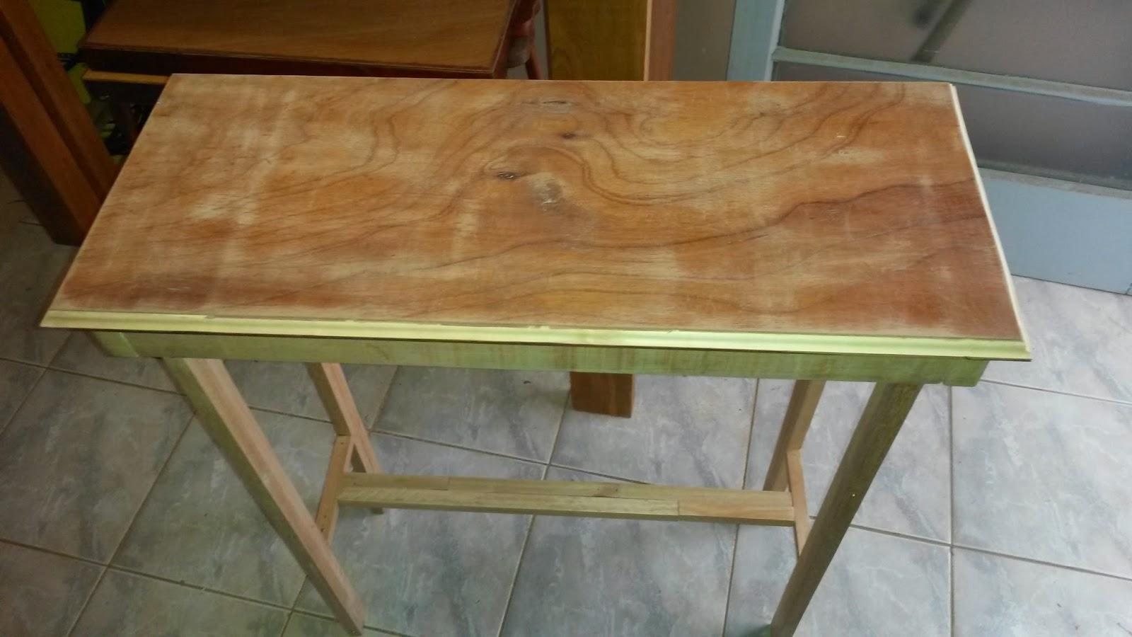 Oficina do Quintal: Como fazer um aparador com restos de madeira #40301C 1600x900