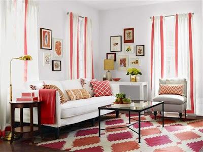 Model Desain Karpet Ruang Tamu