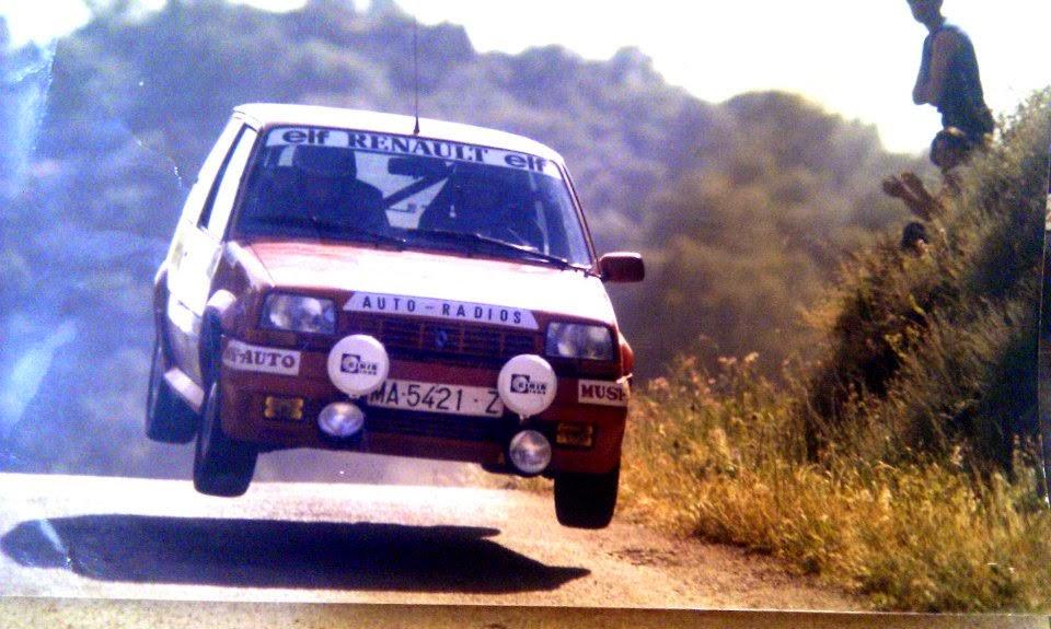 Pasion por los Rallyes