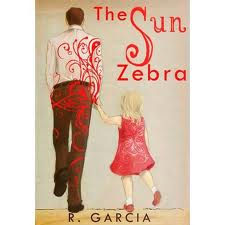 The Sun Zebra by R. Garcia book cover