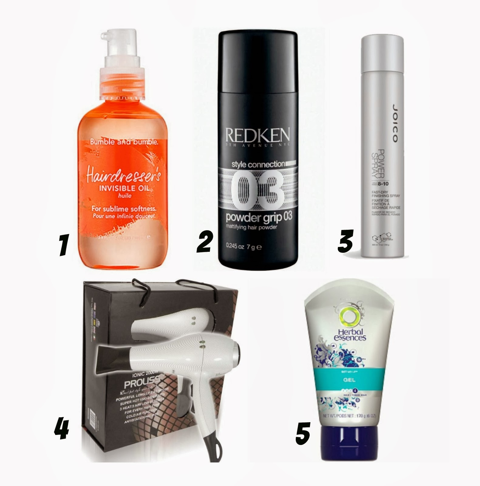 Styling Products For Thick Hair: My Rebellious Tea Party: Best Products For Short (Thick) Hair