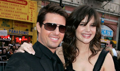 Tom Cruise and Katie Holmes seek a divorce 2012