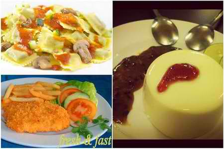 Nhà hàng Fresh & Fast - Hương vị mới trong không gian đầy màu sắc, món ngon sài gòn, diem an uong 365