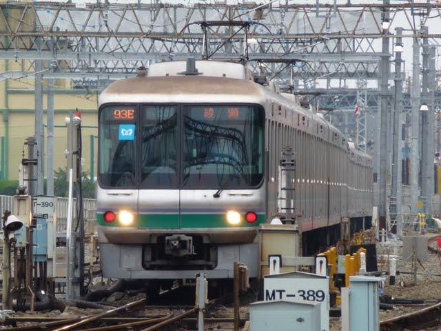 東京メトロ千代田線 綾瀬行き3 06系