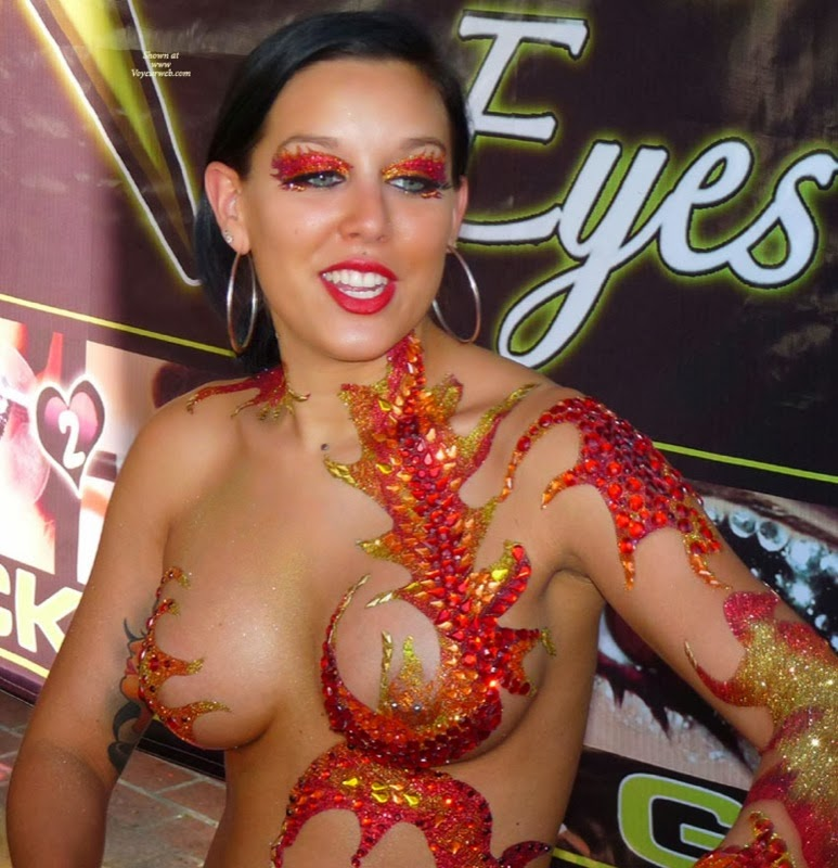 Body Art Nude
