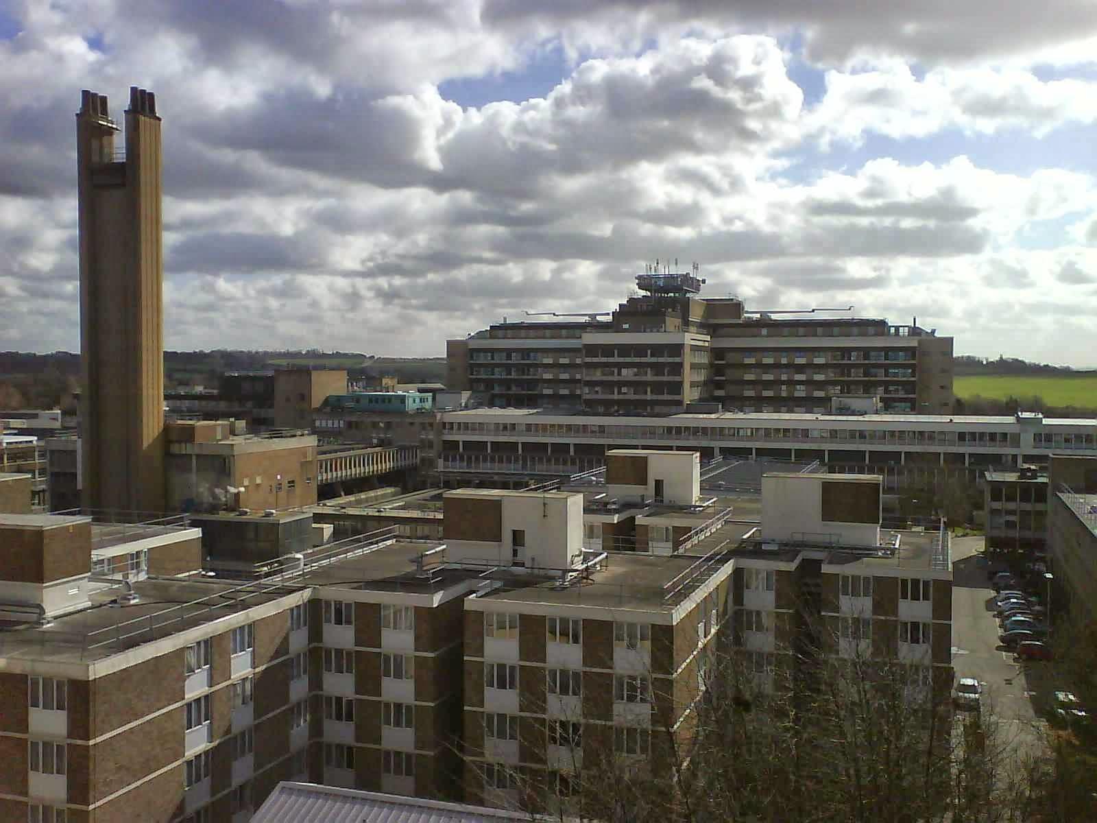 Hospital de Addenbrooke