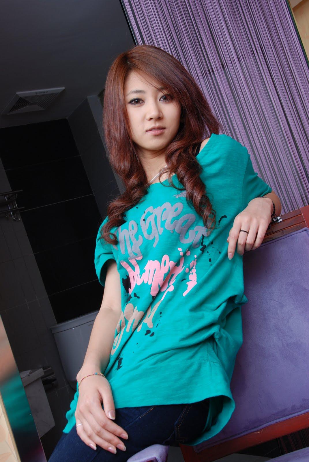 cute photos of yan feng jiao 01