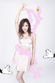 T-ara N4 Hyomin Jeon Won Diary Pics 3