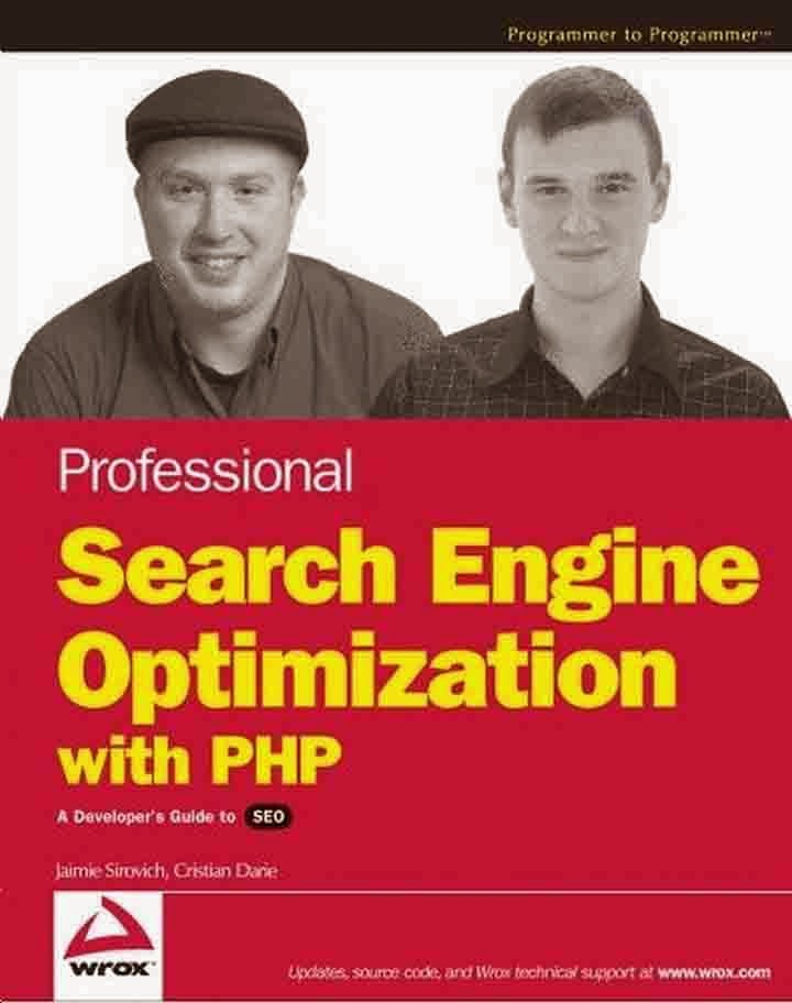 Best Books to Learn programming Languages -Professional Search Engine Optimization with PHP