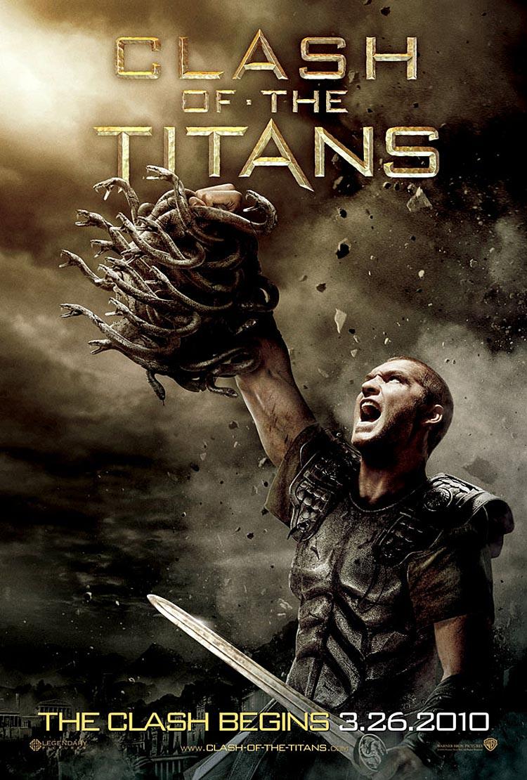 Clash of the Titans full movie