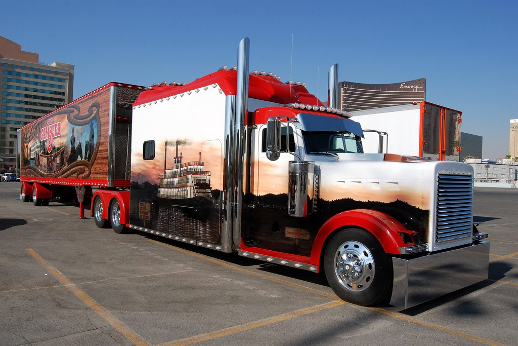 truck drivers u s a the best modified truck. Black Bedroom Furniture Sets. Home Design Ideas