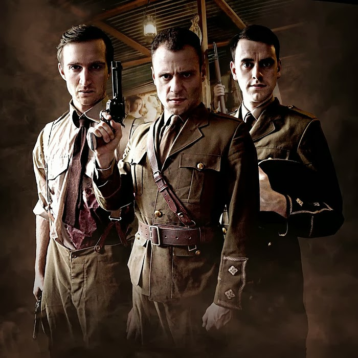 adelaide fringe: the bunker trilogy - morgana