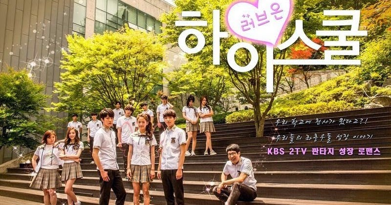 Download High School Love On Subtitle Indonesia