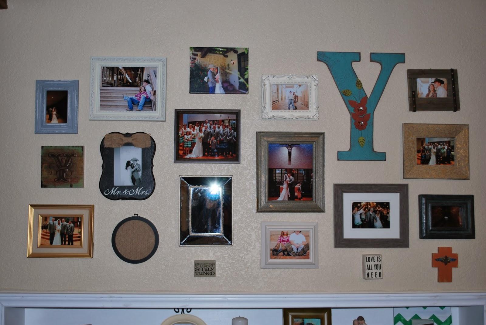 The Fancy Yancey: Gallery Wall -Update!